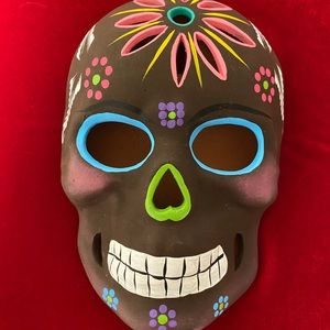 Sugar Skull Wall Art Decor